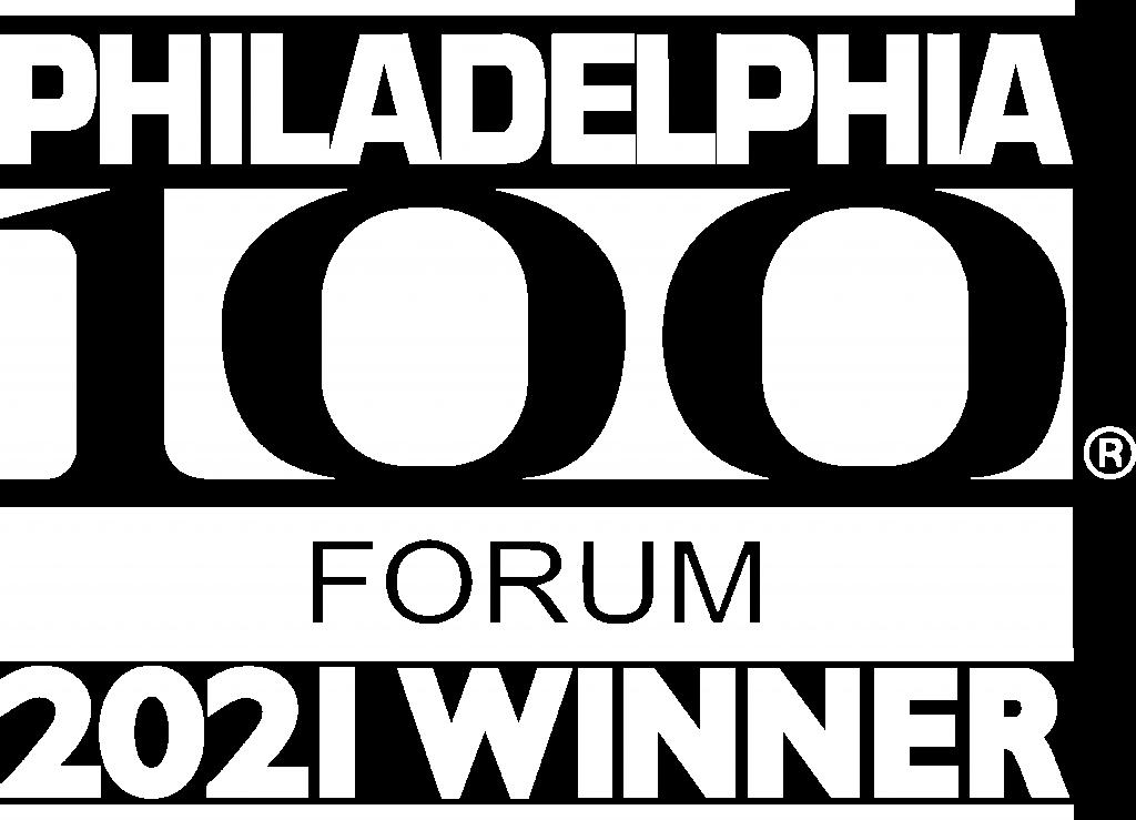 philadelphia100 - white